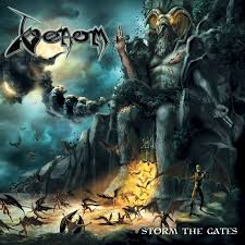 CD: <b>Venom</b> – <b>Storm The</b> Gates