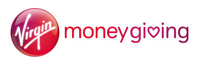 Image result for virgin money giving logo