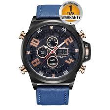<b>Weide</b> Classic <b>Blue</b> Men Watch - <b>Blue</b> @ Best Price Online | Jumia ...