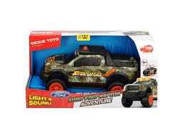 Игрушка <b>Dickie Toys Машинка Adventure</b> Ford F150 Raptor свет ...