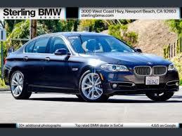 Certified BMW 535d for Sale in Irvine, CA - Autotrader