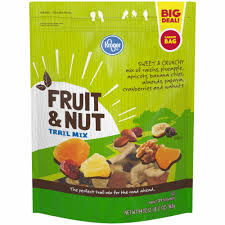 Kroger® Fruit & Nut Trail Mix, 34 oz - Fry's Food Stores