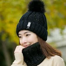 <b>SUOGRY</b> Autumn Winter <b>Women's</b> Hat Caps Knitted Wool Warm ...