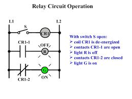 wiring diagrams and ladder logic 8 relay circuit