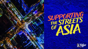 TIGER® <b>beer</b> launches #SUPPORTOURSTREETS initiative in Asia