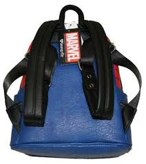 Купить <b>Рюкзак</b> Loungefly <b>Marvel Spider</b>-<b>Man</b> (MVBK0011 ...