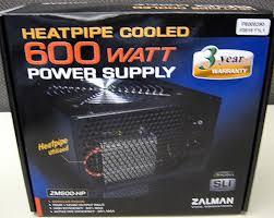 <b>Zalman ZM600</b>-HP 600W Power Supply – JonnyGURU.com