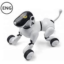 <b>Интеллектуальный щенок</b>-<b>робот собака</b> PuppyGo APP - HM1803 ...