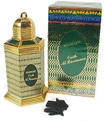 <b>Tohfa</b> Oudh <b>Bakhoor</b> 50g <b>Al</b> Haramain Room Fragrance Amber ...