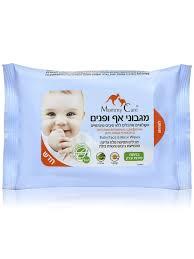 Детские влажные <b>салфетки</b> для лица и носиков, 24 шт <b>Mommy</b> ...