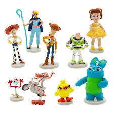 <b>Toy Story</b> 4 Deluxe Figure <b>Set</b>   shopDisney