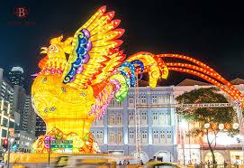 Chinese <b>New</b> Year Light-Up <b>2017</b> at Chinatown <b>Singapore</b> | Hotel ...