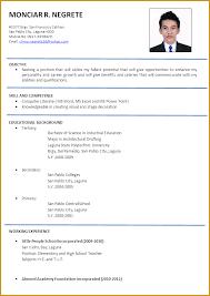 sample cv   jumbocover infohow to write a curriculum vitae — cv format samples