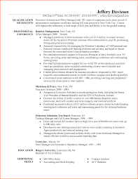 office manager sample resume budget template letter office manager resume sample pdf by resume7