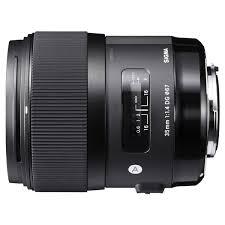 Купить <b>Объектив Sigma AF</b> 35mm F/1.4 DG HSM <b>Nikon</b> в каталоге ...