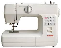 Купить <b>Швейная машина JANOME 2004</b> белый в интернет ...