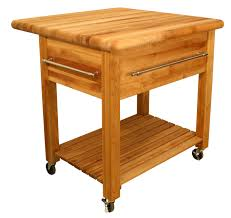 leaf kitchen cart: catskill grand work center quot butcher block quotxquot w quot drop leaf