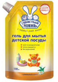 <b>Гель</b> для мытья посуды Невская косметика <b>Ушастый нянь</b> 1 л – в ...
