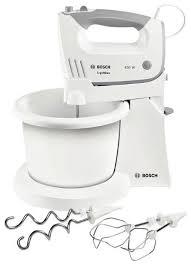 Купить <b>Миксер BOSCH MFQ36460</b>, белый и серый в интернет ...