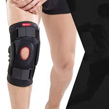 <b>1PC Knee Joint</b> Brace Support Adjustable Breathable Knee ...