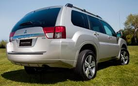 mitsubishi ending production of eclipse endeavor will they be 2011 mitsubishi endeavor rear view