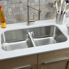 space saving kitchen sink drain waste hahn classic chef ampquot x ampquot double bowl undermount kitchen sin