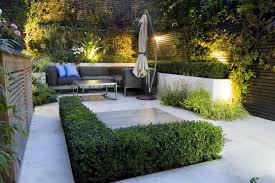 modern backyard ideas patio  small modern backyard garden patio deign ideas with lighting and outd