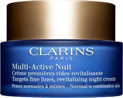 <b>Clarins Multi</b>-<b>Active Ночной</b> крем для нормальной и ...