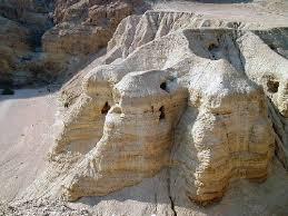 Resultado de imagen de pergaminos mar muerto