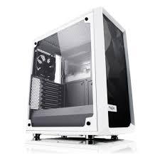 <b>Корпус Fractal Design Meshify</b> C White TG (FD-CA-MESH-C-WT-TGC)