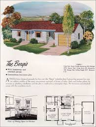 National Plan Service   Mid Century Ranch   Small Modern Home     National Plan Service   Bergis