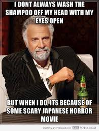Funny Scary Memes | Scary Japanese movies - The most interesting ... via Relatably.com