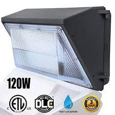 <b>LED</b> Wall Pack <b>Lights</b> 120W, (5000K Daylight Wall Pack ...