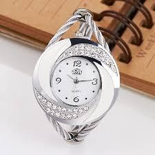 <b>2019 CUSSI Luxury Brand</b> CUSSI Rhinestone large wrist watch ...