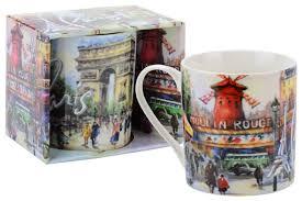 <b>Gift</b>'n'<b>Home Кружка</b> подарочная Париж Париж 400 мл — купить по ...