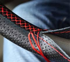 Online Shop Braid On Steering Wheel <b>Car</b> Steering Wheel Cover ...