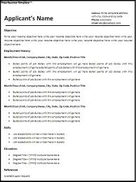 examples of resumes example job resume format expense report 89 fascinating work resume format examples of resumes
