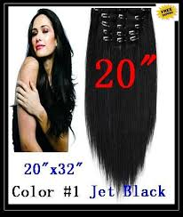 32 <b>&quot</b>; ширина клип в наращивание волос, Реми человеческих ...