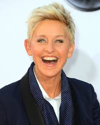 Ellen DeGeneres to be awarded the Mark Twain Prize for Ameri. - ellen-degeneres-kennedy-center-mark-twain-award