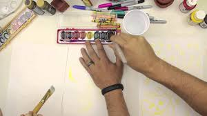 <b>Water</b> Color <b>Resist</b> With Crayons - YouTube