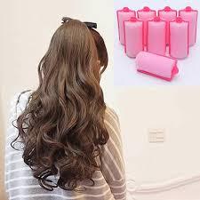 shyymaoyi <b>Soft</b> Sponge Foam <b>Hair</b> Curlers DIY Beauty Styling Twist ...