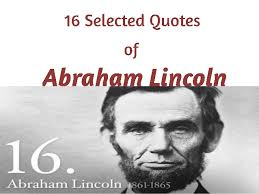 Abraham Lincoln Quotes About The Confedracy. QuotesGram via Relatably.com