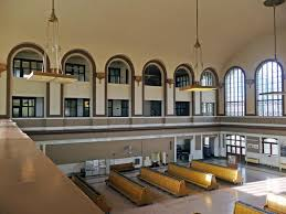 elegy and irony scribbles thoughts idea in tor denver s union station before its recent remodel internet photo
