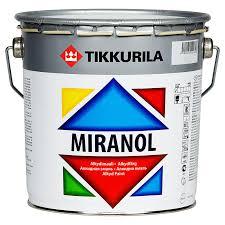 <b>Эмаль алкидная MIRANOL</b> тиксотропная база-А (2,7л) купить в ...