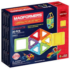 <b>Магнитный конструктор Magformers</b> Window Basic Plus <b>715001</b>-20