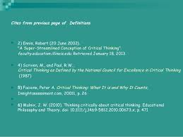 Zaid Ali Alsagoff Module    Introduction to Critical Thinking