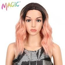 "<b>Magic Hair</b> 20""Inch Synthetic <b>Straight Hair</b> Lace Front <b>Wig</b> Natural ..."