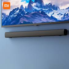 <b>Xiaomi Redmi TV Speaker</b> BT TV Stereo Soundbar Aux 3.5mm ...