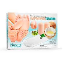 <b>Naomi</b>, <b>Носки</b> для кожи ног «Парафинотерапия» - купить в ...