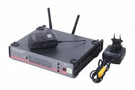 Поясной <b>передатчик для радиосистемы Sennheiser</b> EW 112 G3